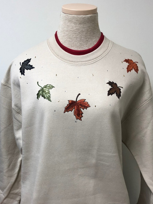Leaves Sweatshirt