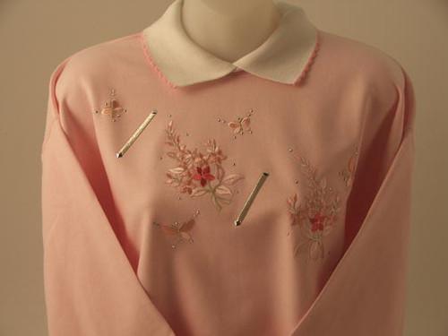 Pink Spring Sweatshirt