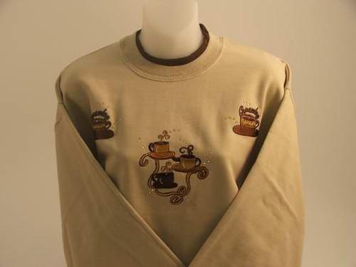 Cappucino Sweatshirt
