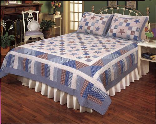 Nost Blue - QUEEN 90X90