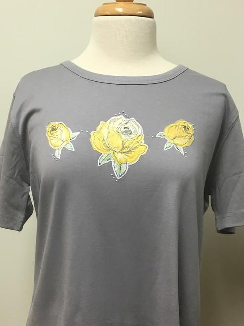 Yellow Rose Scoop