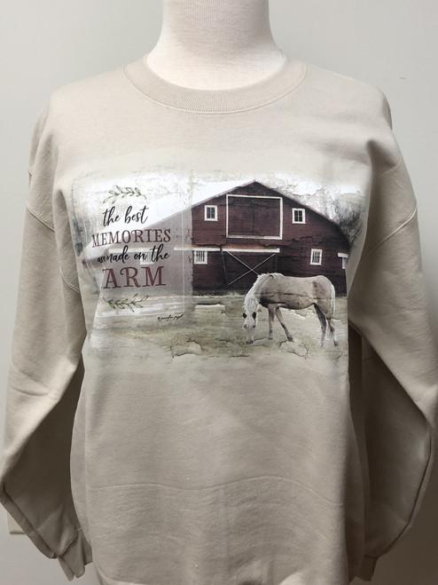 The Best Memories Sweatshirt