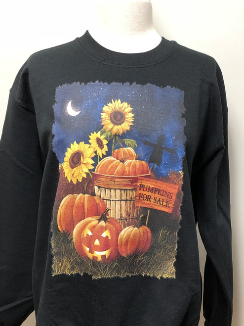 Pumpkins for Sale Sweatshirt