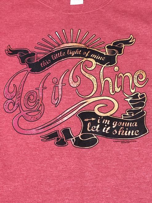 Let It Shine Tee
