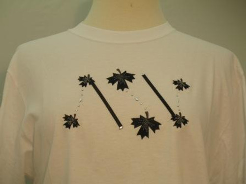 Black Leaf T-Shirt