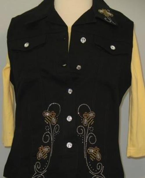 Glitz Bee Vest