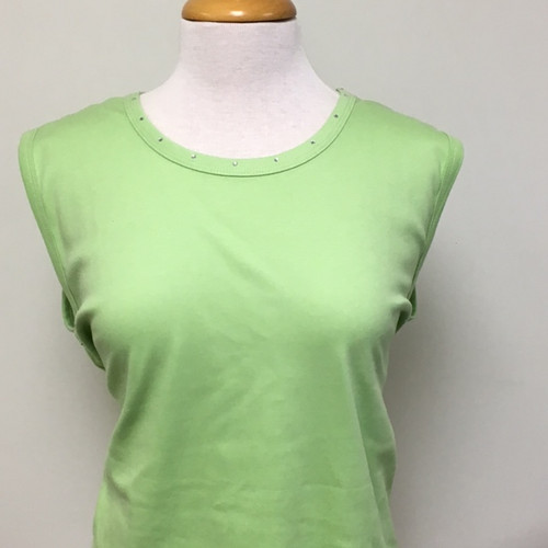 Just My Style Tank - Frosted Lime