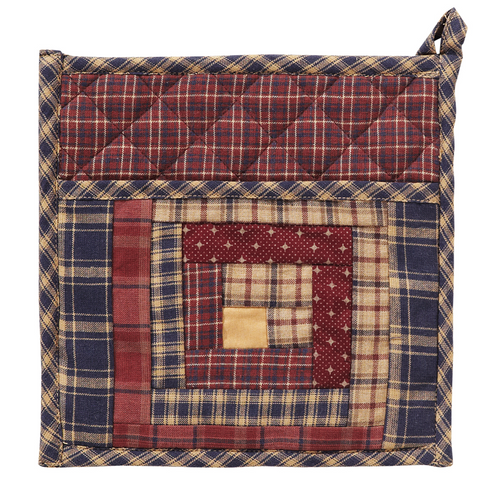 Millsboro Pot Holder Patch with Pocket 8x8