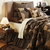Bingham Star Luxury King Quilt 105x120