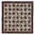 Abilene Star Fabric Euro Sham 26x26