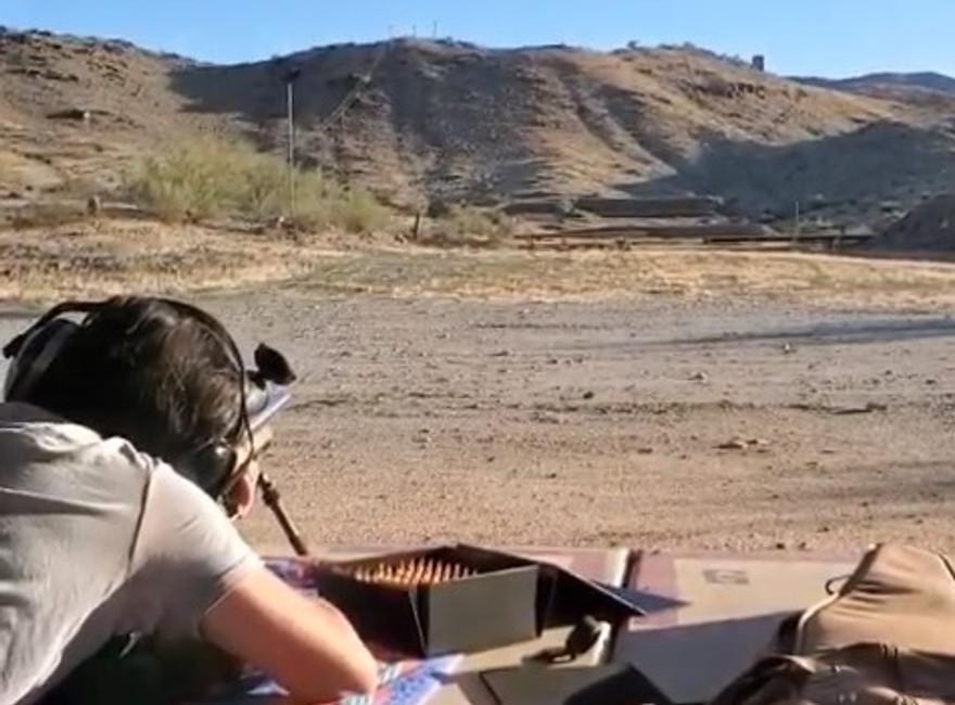 6.5 Creedmoor 135gr Hunting Ammo 500 Yard Steel Shooting