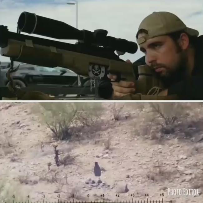 Long Range Steel Shooting with Eagle Eye Precision Ammo