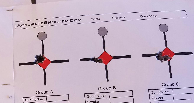 Precision Match Ammunition