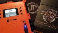 Eagle Eye 308 Win 175gr OTM 5.6fps Standard Deviation Labradar Chronograph Shot With JP LRP-07