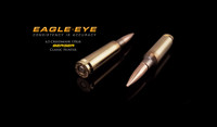 Eagle Eye 6.5 Creedmoor Precision Match Hunting Ammunition - Berger 135gr Classic Hunter