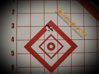 Eagle Eye Precision Match 6.5 Creedmoor 140gr 5 Shot Group