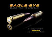 Eagle Eye Precision Match 6mm Creedmoor 109gr Berger Long Range Target Hybrid Ammnition