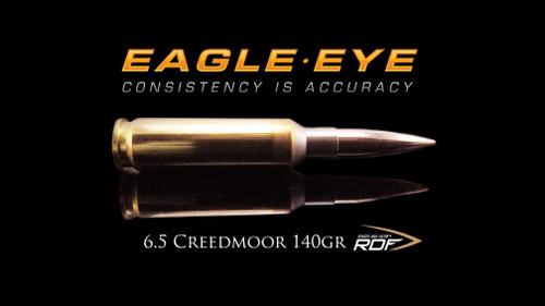 Eagle Eye 6.5 Creedmoor - Nosler 140gr RDF