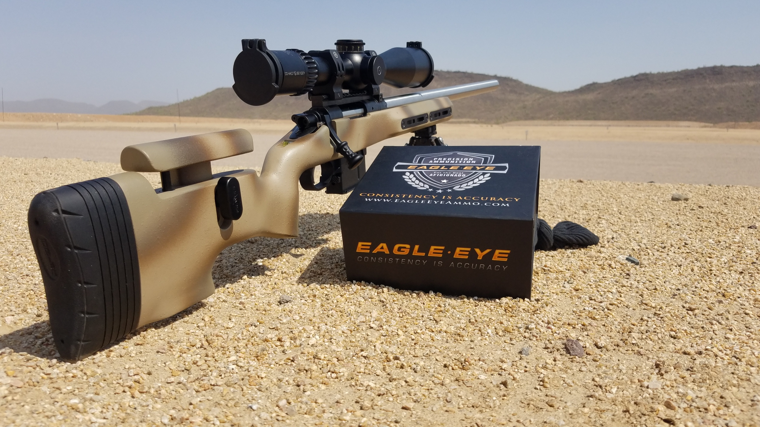 Custom Rifles By Eagle Eye Precision