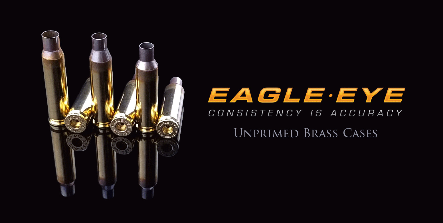 Eagle Eye Brass Cases