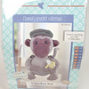 Go Handmade Jimmi 18cm Monkey Crochet Kit