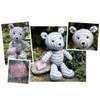 Go Handmade Camille 23cm Bear Knitting Kit