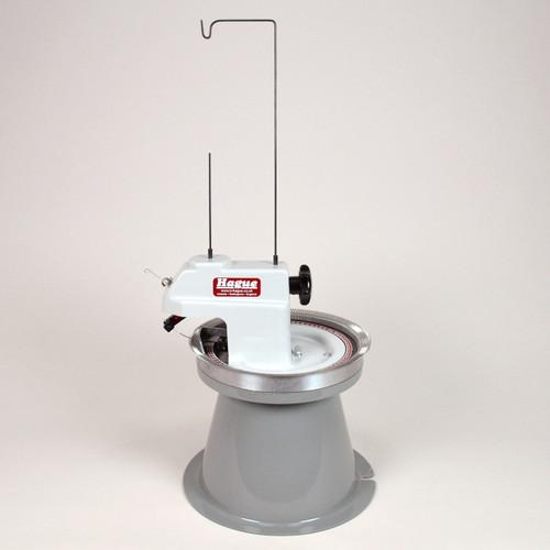 Hague D280FE Fine Gauge Electric Linking Machine 10PPI