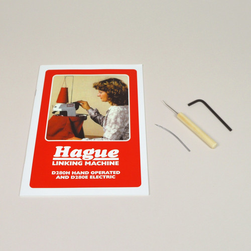 Hague Linker Instruction Pack With 180/24 Needle