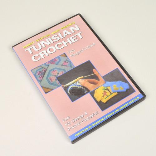 Tunisian Crochet With Margaret O'Mara DVD