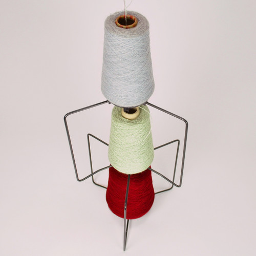 Hague Twisting Yarn Stack