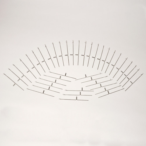 Knitmaster/Silver Main Bed Needles (Pack Of 40)