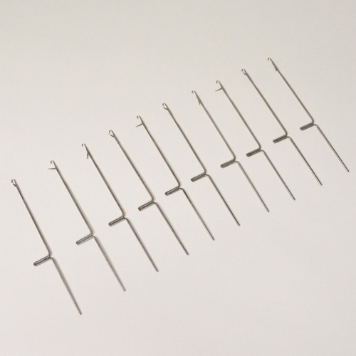 Knitmaster/Silver Ribber Needles (Pack Of 10)
