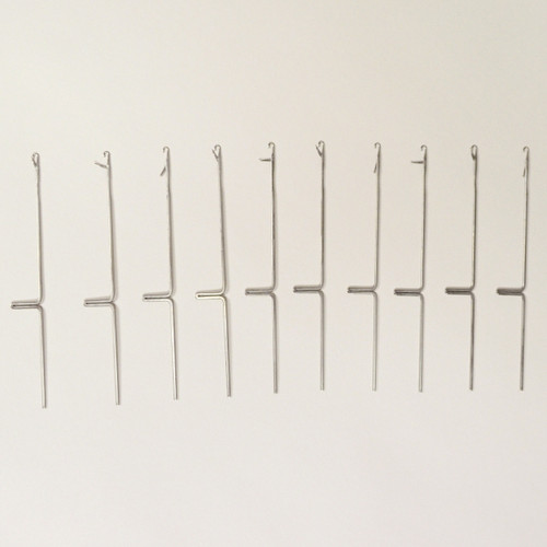 Pack Of 10 Needles For Brother KH230 Chunky Knitting Machine & KR230 Chunky Ribber