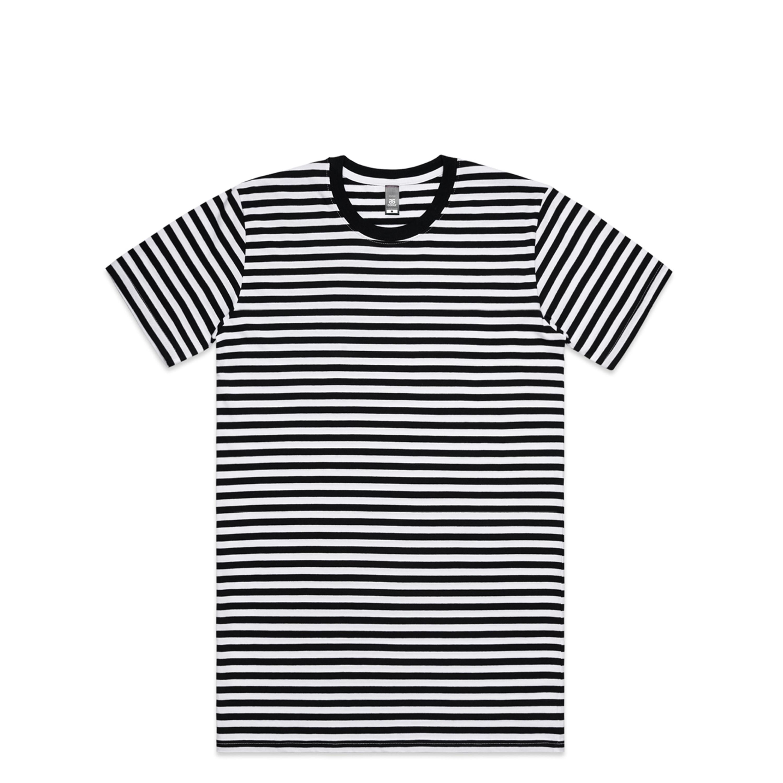 Mens Staple Stripe Tee - 5028