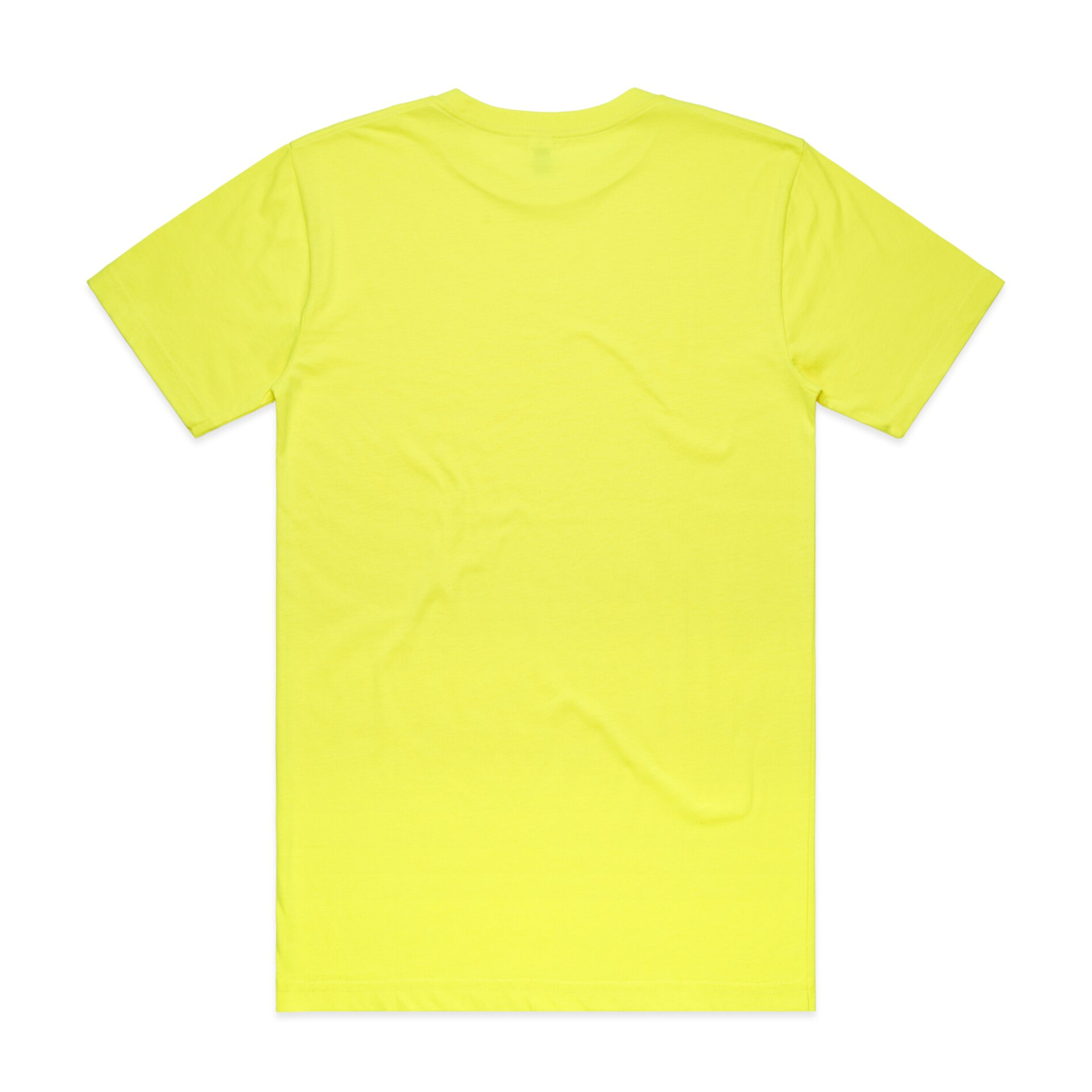 SAFETY YELLOW - BACK