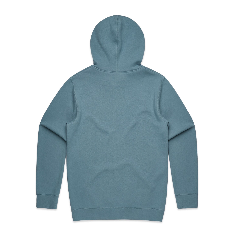 SLATE BLUE - BACK