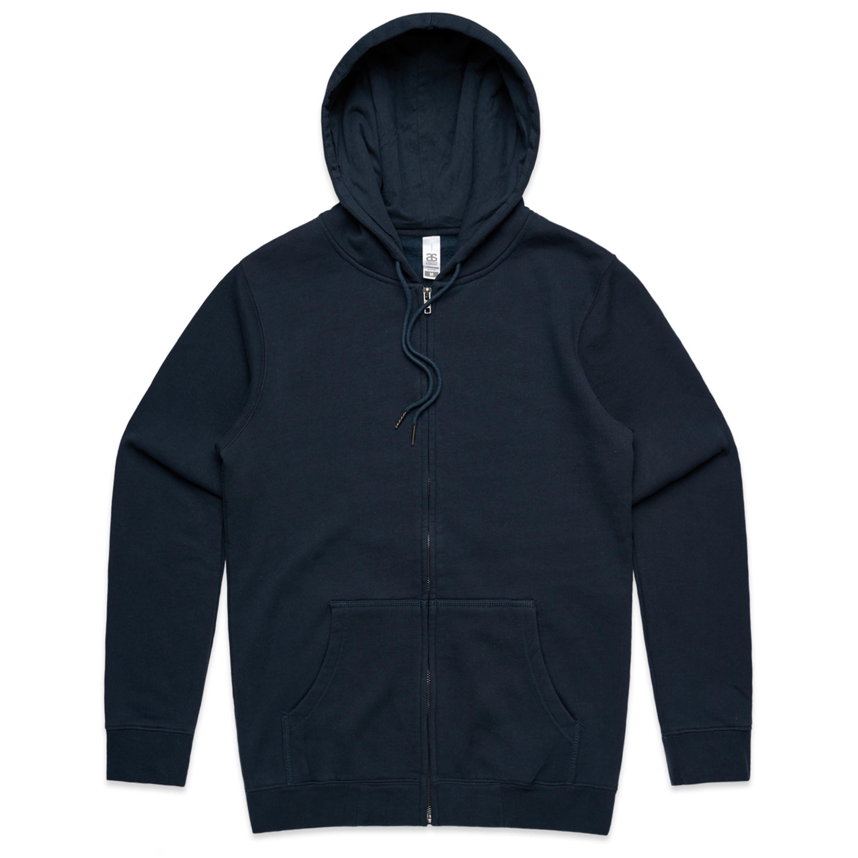 Mens Index Zip Hood - 5204