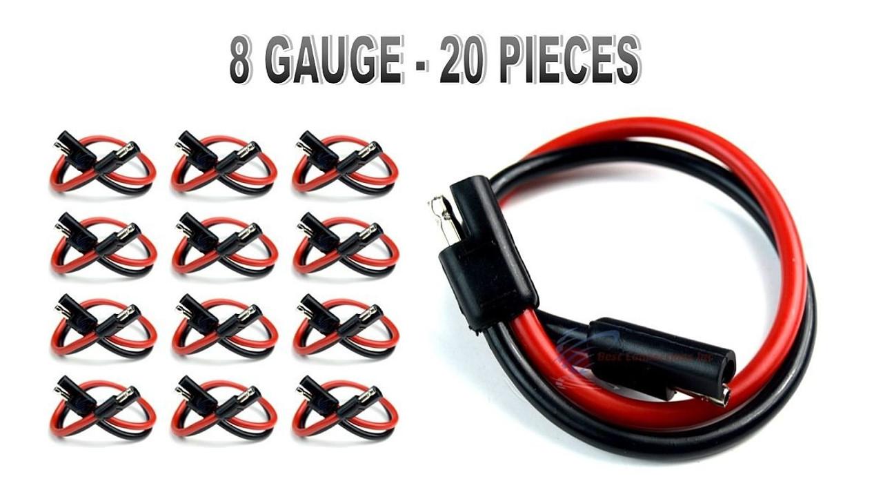 20 Pieces 8 Gauge 12