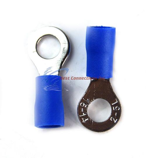 "Scosche Vinyl Ring Terminal Blue 5//16/"" 100 Pieces//bag"