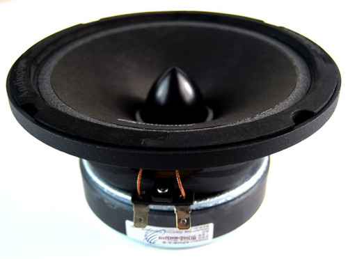 "6"" Loudspeaker Mids 250 Watt Car Audio DJ Bass Full Range Audiopipe APMB-6-B"
