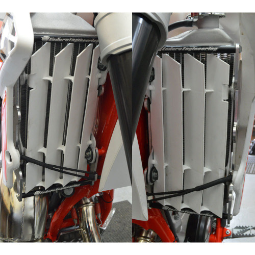 Enduro Engineering Radiator Braces /& Guards Combo for 2013-2019 Beta 250//300 RR