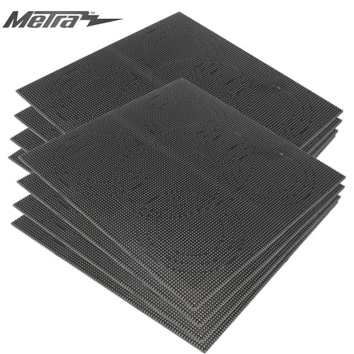 8-Pack ABS Plastic Sheet Gridplate Pre-Scored Custom Installation 12in x 12in
