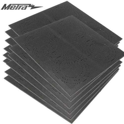 12-Pack ABS Plastic Sheet Gridplate Pre-Scored Custom Installation 12in x 12in