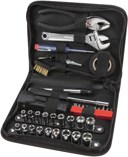 38 Piece Glove Compartment Tool Set