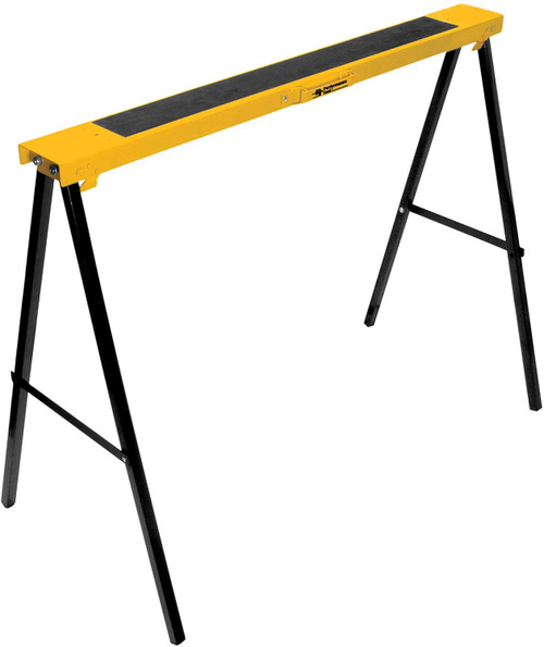Performance Tool Folding Metal Sawhorse