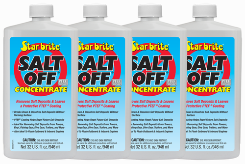 4 PackStar Brite Salt Off Concentrate PTEF Protective Coating - 32 oz - 93932