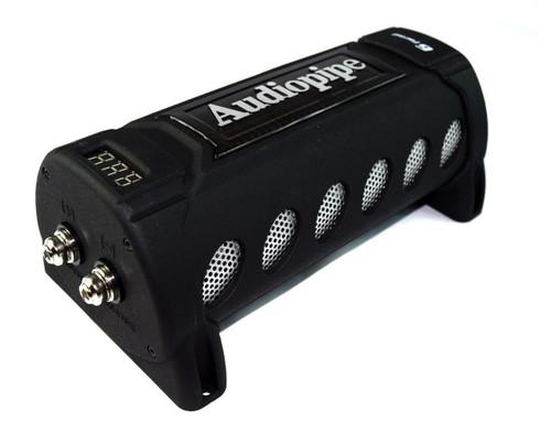 Audiopipe ACAP-6000 6 Farad Digital Power Capacitor Car Audio Amplifier Cap