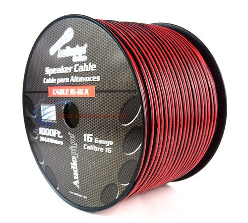 10/' Super Flexible 8 Gauge Power /& Ground Wire Cable 5/' Red 5 ft Black