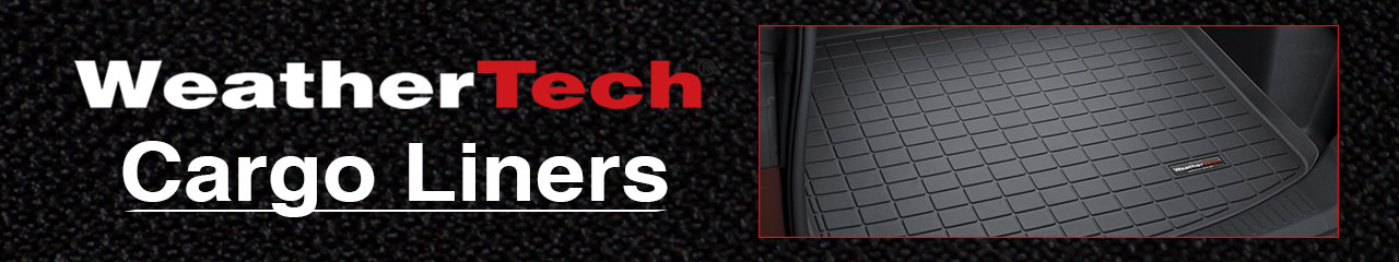 Genesis WeatherTech Cargo Liners