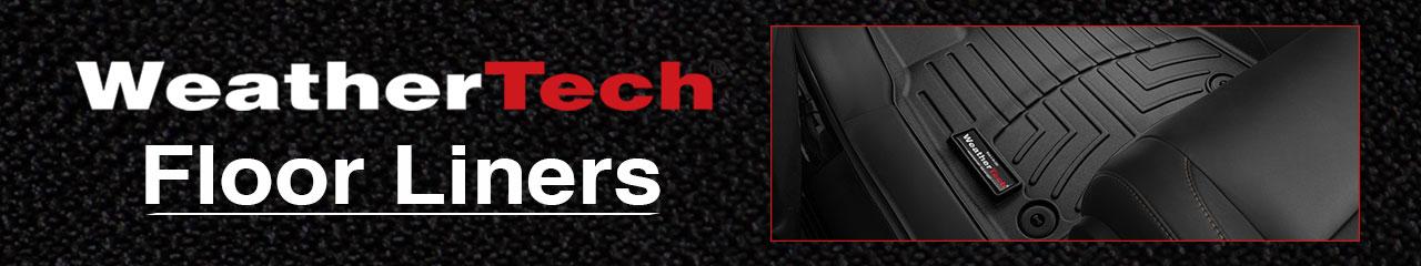 Genesis WeatherTech FloorLiners